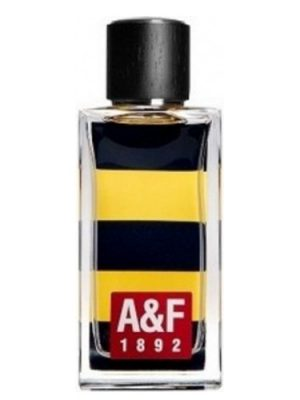 A & F 1892 Yellow Abercrombie & Fitch para Hombres