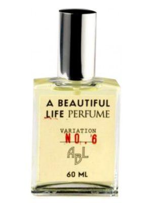 ABL No. 6 A Beautiful Life Brands para Hombres y Mujeres