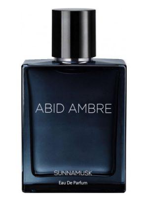 Abid Ambre Eau de Parfum Sunnamusk para Hombres