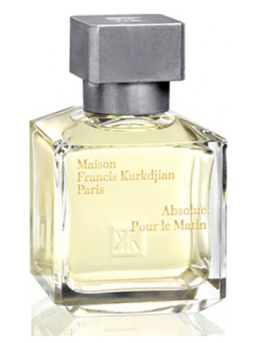 Absolue Pour le Matin Maison Francis Kurkdjian para Hombres y Mujeres