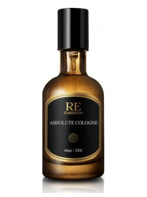 Absolute Cologne 绝对古龙 RE CLASSIFIED RE调香室 para Hombres y Mujeres