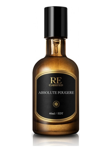 Absolute Fougere 绝对馥奇 RE CLASSIFIED RE调香室 para Hombres y Mujeres