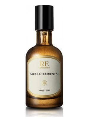 Absolute Oriental 绝对东方 RE CLASSIFIED RE调香室 para Hombres y Mujeres