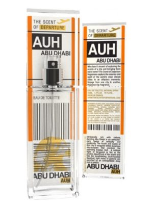 Abu Dhabi AUH The Scent of Departure para Hombres y Mujeres