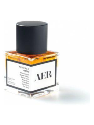 Accord No. 03: AMBRE AER Scents para Hombres y Mujeres