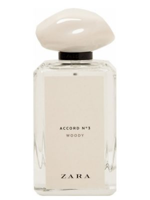 Accord No 3 Woody Zara para Mujeres