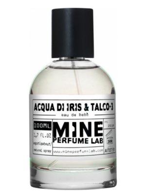 Acqua Di Iris & Talco-23 Mine Perfume Lab para Hombres y Mujeres