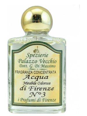Acqua Mirabile Odorosa di Firenze No. 3 I Profumi di Firenze para Hombres y Mujeres