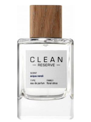 Acqua Neroli Clean para Hombres y Mujeres