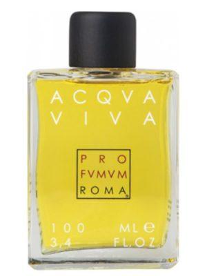 Acqua Viva Profumum Roma para Hombres y Mujeres
