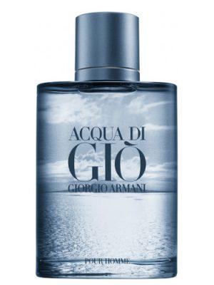 Acqua di Gio Blue Edition Pour Homme Giorgio Armani para Hombres
