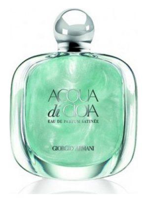 Acqua di Gioia Eau de Parfum Satinee Giorgio Armani para Mujeres