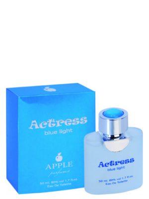 Actress Blue Light Apple Parfums para Mujeres