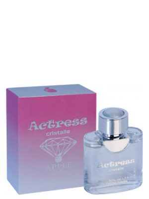 Actress Cristalle Apple Parfums para Mujeres
