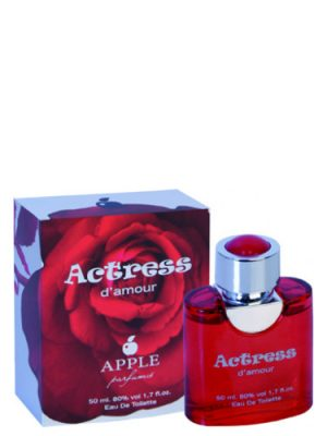 Actress D'Amor Apple Parfums para Mujeres