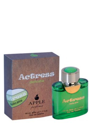 Actress Delicate Apple Parfums para Mujeres