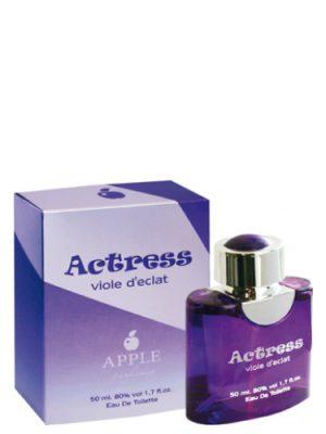 Actress Viole D'Eclat Apple Parfums para Mujeres