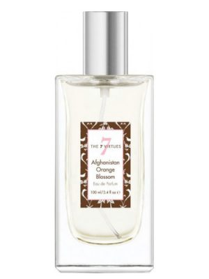 Afghanistan Orange Blossom The 7 Virtues para Mujeres