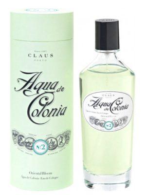 Agua De Colonia No.2 Oriental Bloom Claus Porto para Hombres y Mujeres