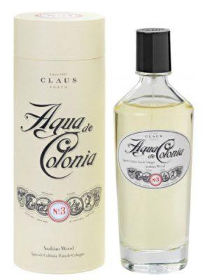 Agua De Colonia No.3 Arabian Wood Claus Porto para Hombres y Mujeres