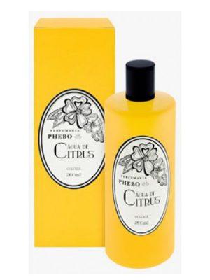 Agua de Citrus Phebo para Hombres y Mujeres