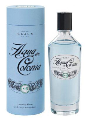 Agua de Colonia No.6 Luxurious Ebony Claus Porto para Hombres y Mujeres