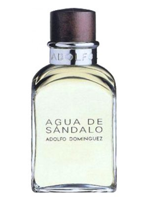 Agua de Sandalo Adolfo Dominguez para Hombres