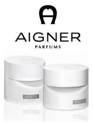 Aigner White Woman Etienne Aigner para Mujeres