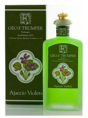Ajaccio Violets Cologne Geo. F. Trumper para Hombres