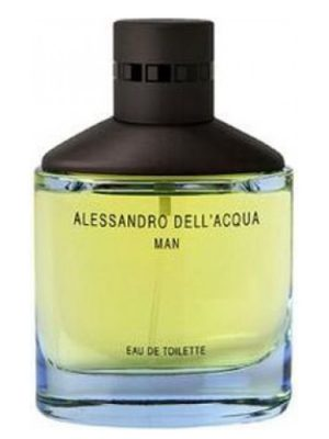 Alessandro Dell' Acqua Man Alessandro Dell' Acqua para Hombres
