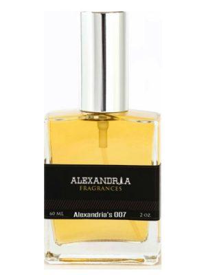 Alexandria's 007 Alexandria Fragrances para Hombres y Mujeres