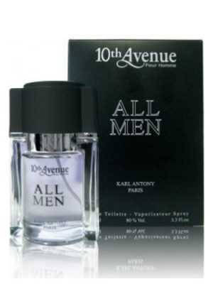 All Men 10th Avenue Karl Antony para Hombres