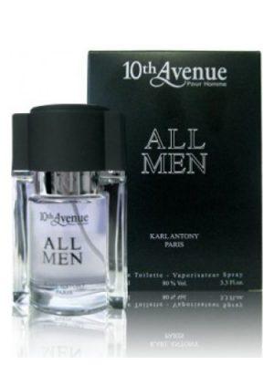 All Men 10th Avenue Karl Antony para Hombres