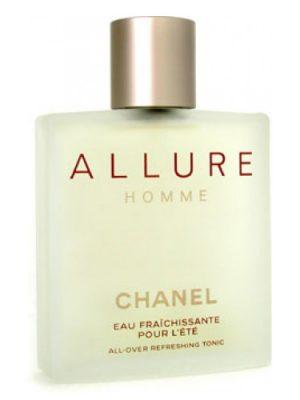 Allure Homme Eau Fraichissante Pour l'Ete Chanel para Hombres
