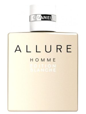 Allure Homme Edition Blanche Chanel para Hombres