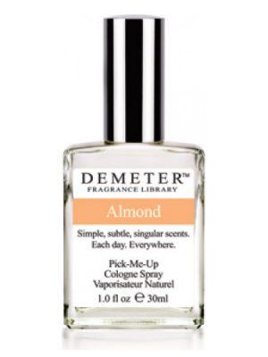 Almond Demeter Fragrance para Hombres y Mujeres