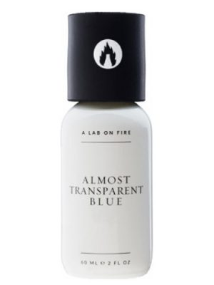 Almost Transparent Blue A Lab on Fire para Hombres y Mujeres