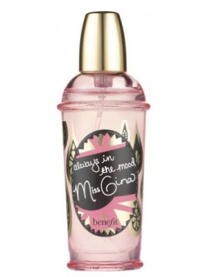 Always In The Mood Miss Gina Benefit para Mujeres