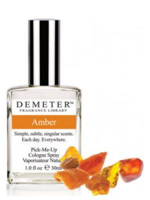 Amber Demeter Fragrance para Hombres y Mujeres
