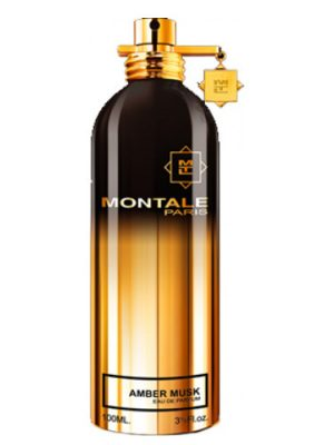 Amber Musk Montale para Hombres y Mujeres