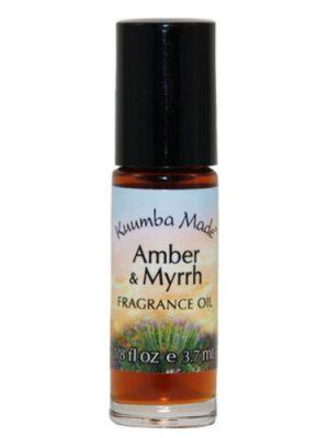 Amber & Myrrh Kuumba Made para Hombres y Mujeres