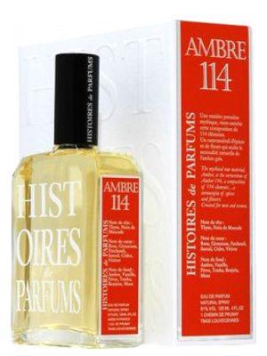 Ambre 114 Histoires de Parfums para Hombres y Mujeres