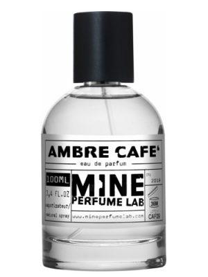 Ambre Cafe' Mine Perfume Lab para Hombres y Mujeres