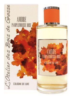 Ambre Pamplemousse Rose L'Atelier des Bois de Grasse para Hombres y Mujeres