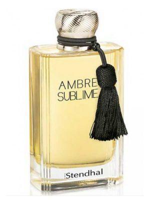 Ambre Sublime Stendhal para Mujeres