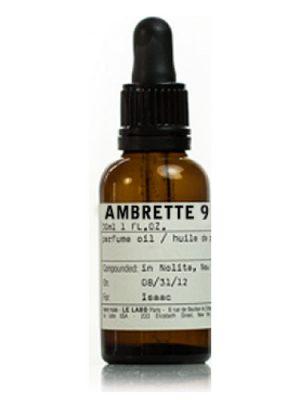 Ambrette 9 Perfume Oil Le Labo para Hombres y Mujeres
