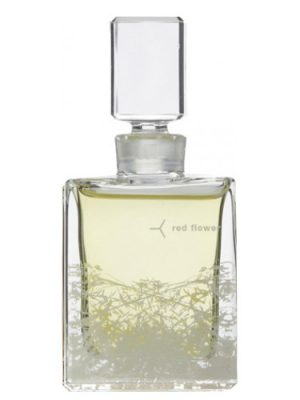 Ambrette Red Flower Organic Perfume para Hombres y Mujeres