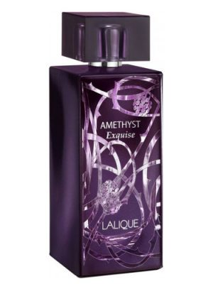 Amethyst Exquise Lalique para Mujeres