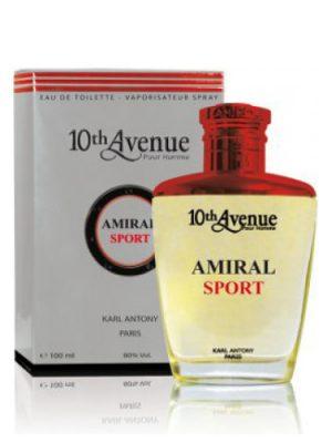Amiral Sport 10th Avenue Karl Antony para Hombres