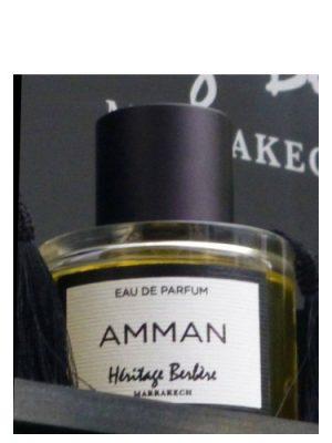 Amman Heritage Berbere para Hombres y Mujeres
